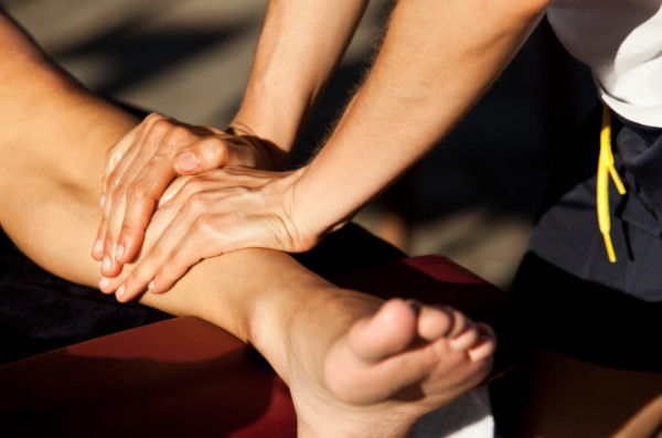 sports massage in las Vegas