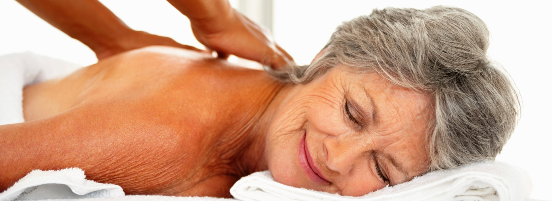 Senior Massage Therapy